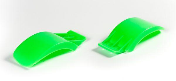 Blatníky na kolečkové lyže TOMSKI zelené