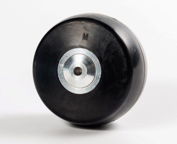 Náhradní kolečko na kolečkové lyže TOMSKI Klasik - obousměrné s ložisky